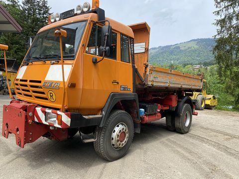 Steyr 19S32 4x4