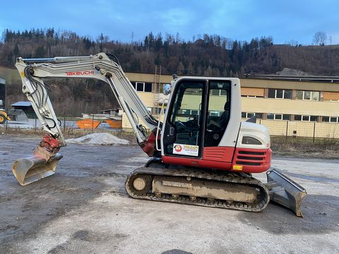 Takeuchi TB290 Powertilt