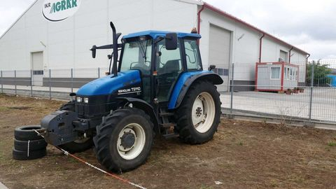 New Holland TS 110 ElectroShift