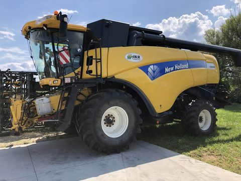 New Holland CX8090 4WD+SL