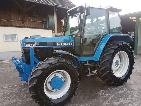 Ford 6640 A SL