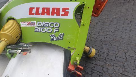Claas Disco 3100F Profil