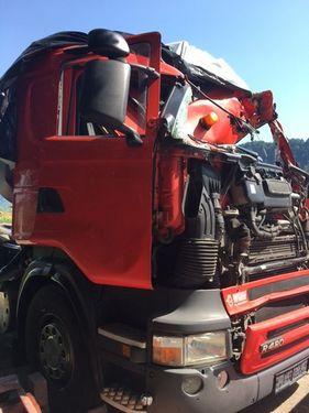 Scania R420 LB 6x2x4 HNA