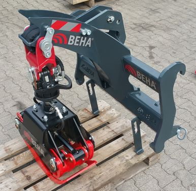 Beha Frontladergreifer FLG 21/3 light
