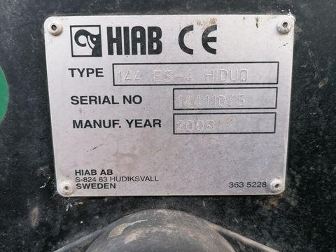 MAN TGS 18.400 BL mit HIAB 144 ES-4 HiDuo