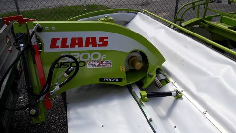 Claas Disco 3200 F-Profil