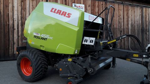 Claas Rollant 455 RC-pro