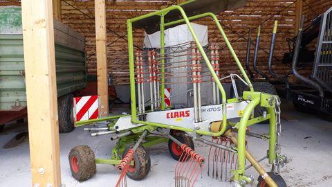 Claas Claas Liner 470s