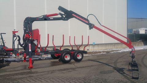 Beha RW T900 / 7050 Kran