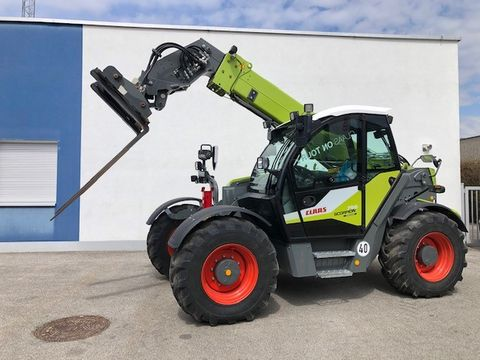 Claas SCORPION 756 VARIPOWER PLUS