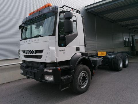 Iveco Trakker 450 E5