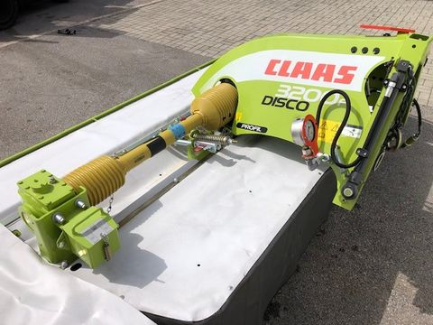 Claas Claas 3200 F Profil