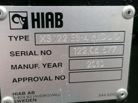 Hiab 122 ES-4 HIDUO