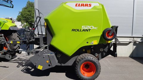 Claas Rollant 520RC