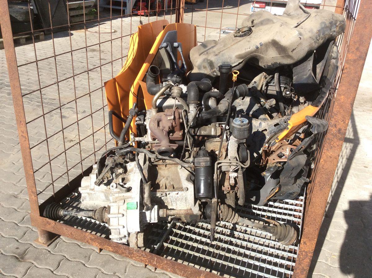 Sonstige Vw T4 Motor Tdi 25 75 Kw Türen Tankgrill Wolfgang