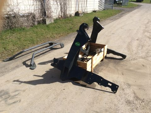 Stoll Konsole Claas Axion 820