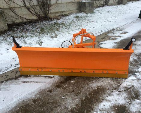 Pfau Schneeschild 2m