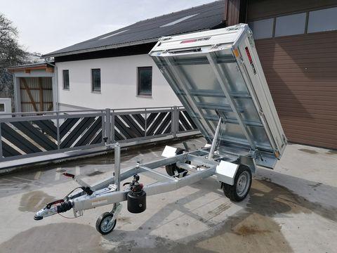 Humbaur Kipper HUK 1500kg - 2,30m x 1,40m