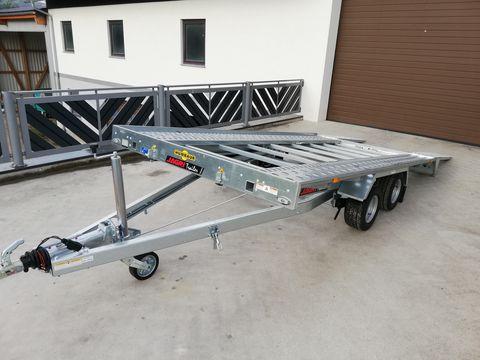 Humbaur AKTION- Anhänger- Fahrzeugtransporter FTK 274020