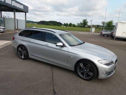 BMW 525Tds X-Drive mit Vollausstattung !!!