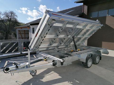Humbaur 3,5T - 3 Seitenkipper 4,10m x 2,10m