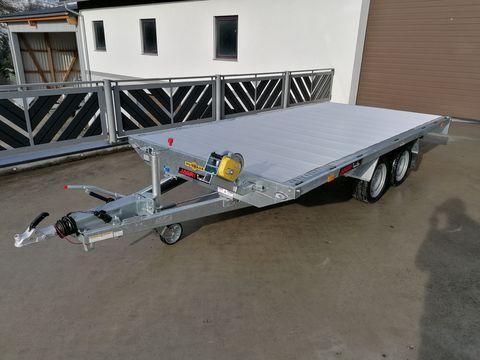 Humbaur Universal 3500 Alu Autotransporter - 350