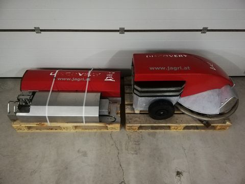 Lely DISCOVERY 90S - Entmistungsroboter