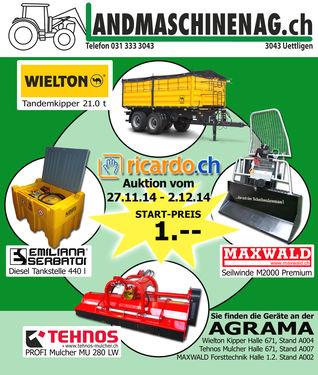 Sonstige Mobile Diesel Tankstelle