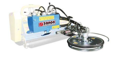 Zanon gebrauchte zanon for Zanon trincia