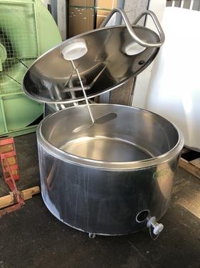 Westfalia Milchtank 460 Liter