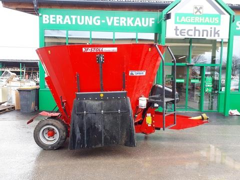 Stoll Futtermischwagen 8 m³