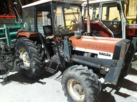 Lindner BF 520 SA