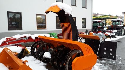 Hydrac Schneefräse SFT-250-Profi