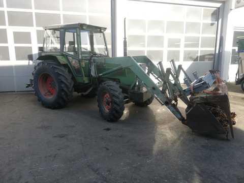 Fendt Forsttraktor 108 S