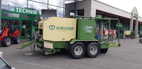 Krone Press-Wickelkombi Combipack 1500V