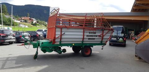 Steyr Ladewagen Hamster 8020