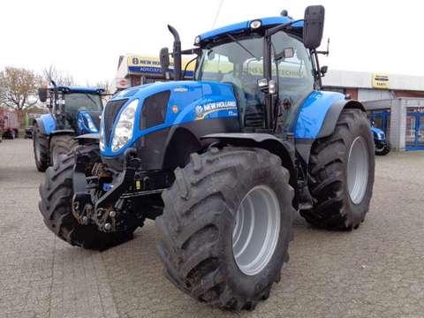 New Holland T7.200 AUTOCOMMAND