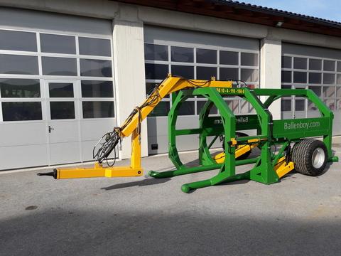 Ballenboy Rundballentransporter FSB 10 - 4 - 110 - 150 S