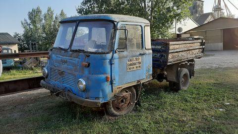 Egyéb Robur LD3001 KFU