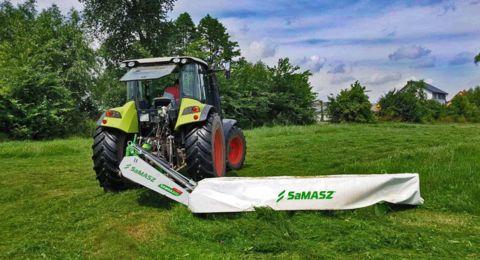 Samasz Samba 280 Heckscheibenmähwerk-NEU