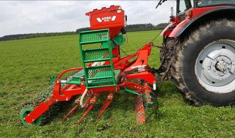 Sonstige NEU-Agro Masz Grass 300- Nachsaatgerät-NEU