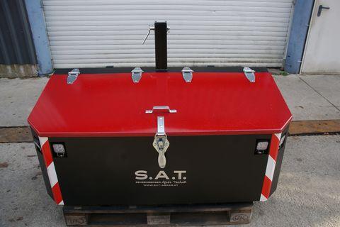 Sonstige SAT-Transportkiste mit LED