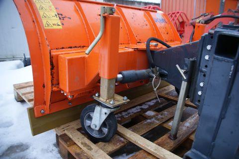 Tuchel Schneeschild 1,40m-Schäfferaufnahme-NEU