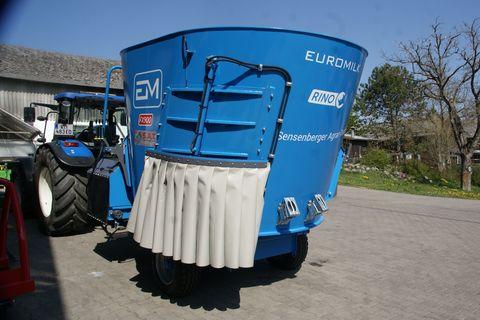 Euromilk Rino FX 900 Compact-NEUMASCHINE