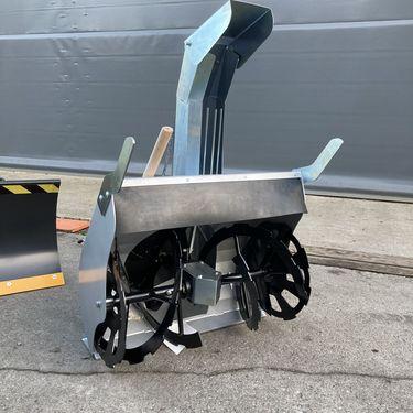 Sonstige Grillo GF 3DF Motormäher mit Differentialsperre