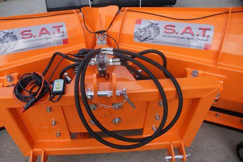SAT - Varioschneepflüge-NEUE Modelle