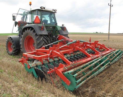 Agro-Masz BT 40 H-Kurzscheibenegge-NEUMASCHINE