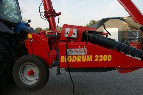 Sonstige Maishäcksler BIG DRUM 2200-NEU