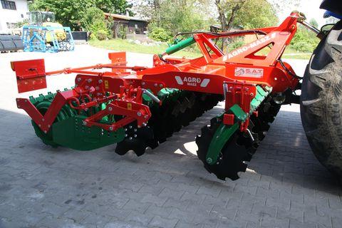 Agro-Masz Trol 30-Kurzscheibenegge-NEUMASCHINE