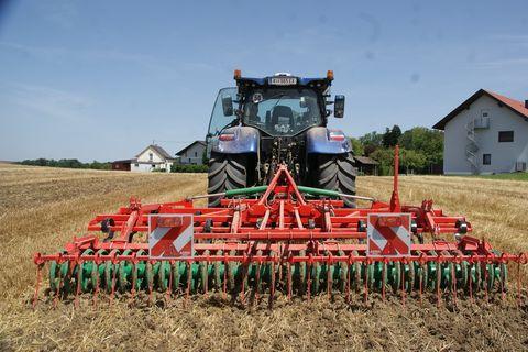 Agro-Masz Vorführgrubber APS 50 H